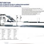 JUXING QTM1450 AUTOMATIC LAMINATOR