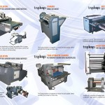 TOPKAPI SELF-PRODUCED MACHINES