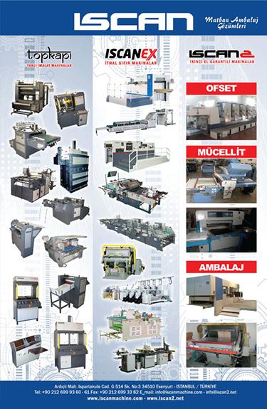 ISCAN MACHINERY