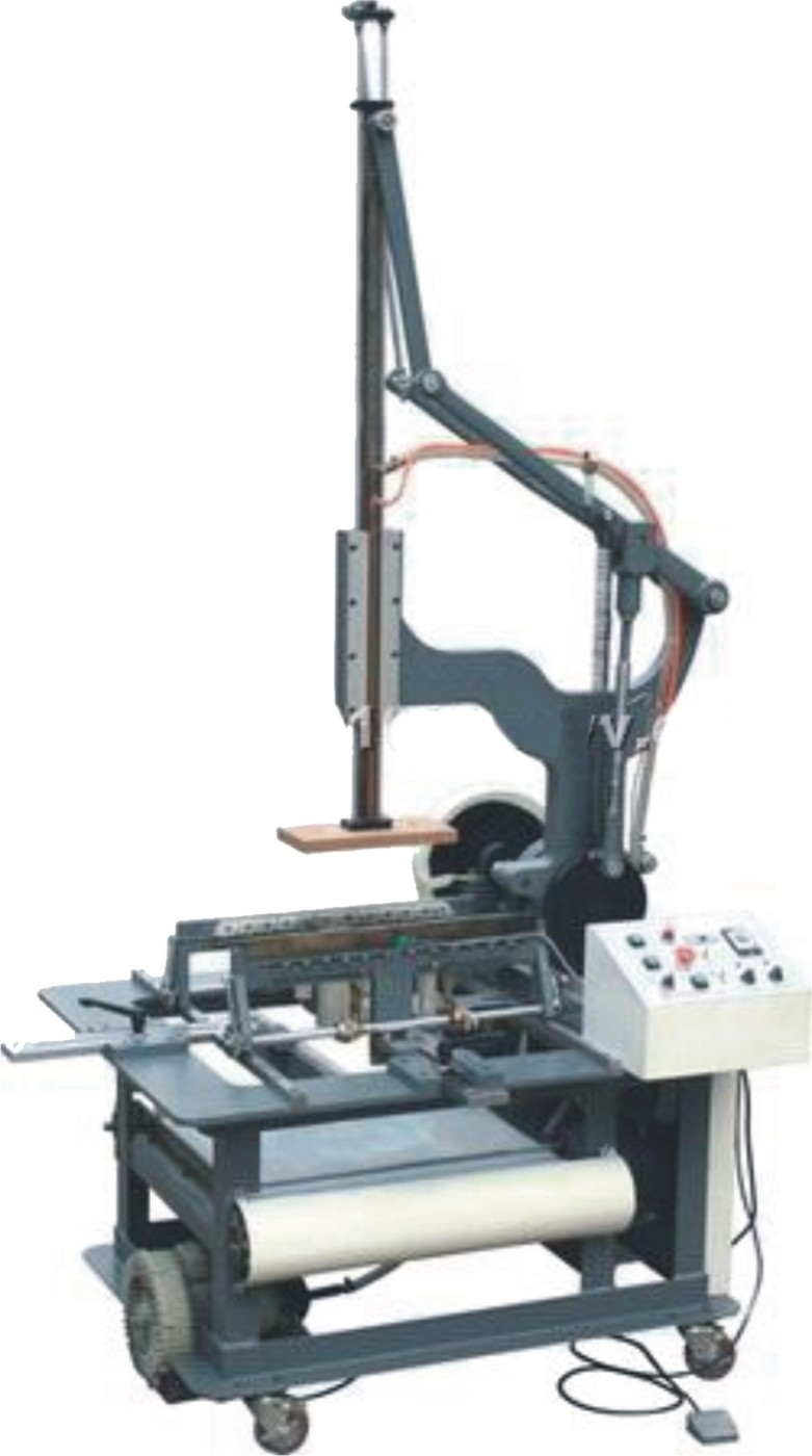 FOUR WALLS LAMINATING MACHINE