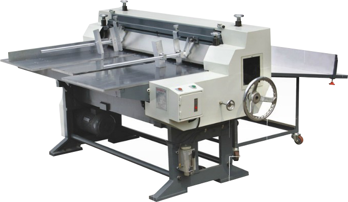 GREYBOARD SLITTING MACHINE