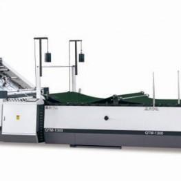 Qtm1450 automatic flute laminator