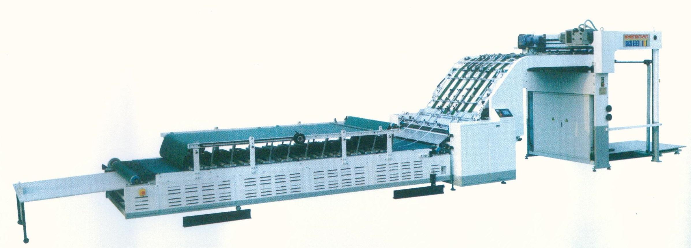 SHENGTIAN Automatic Flute Laminator STM Series