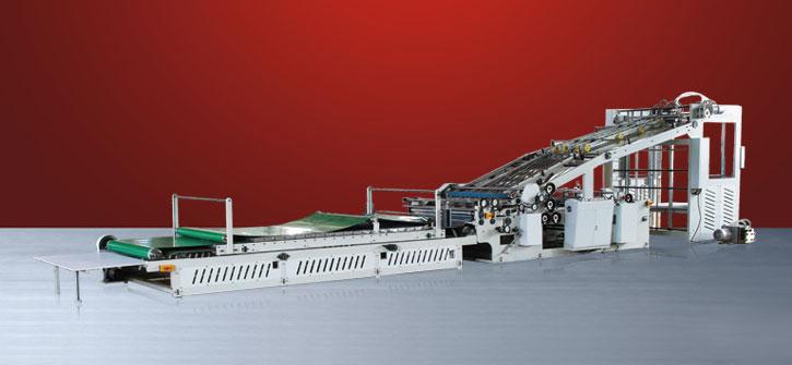 SHENGTIAN STMT Serisi Oluklu Sıvama Makinası