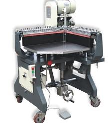 Sert Kutu İki Kenar Kıvırma Makinası