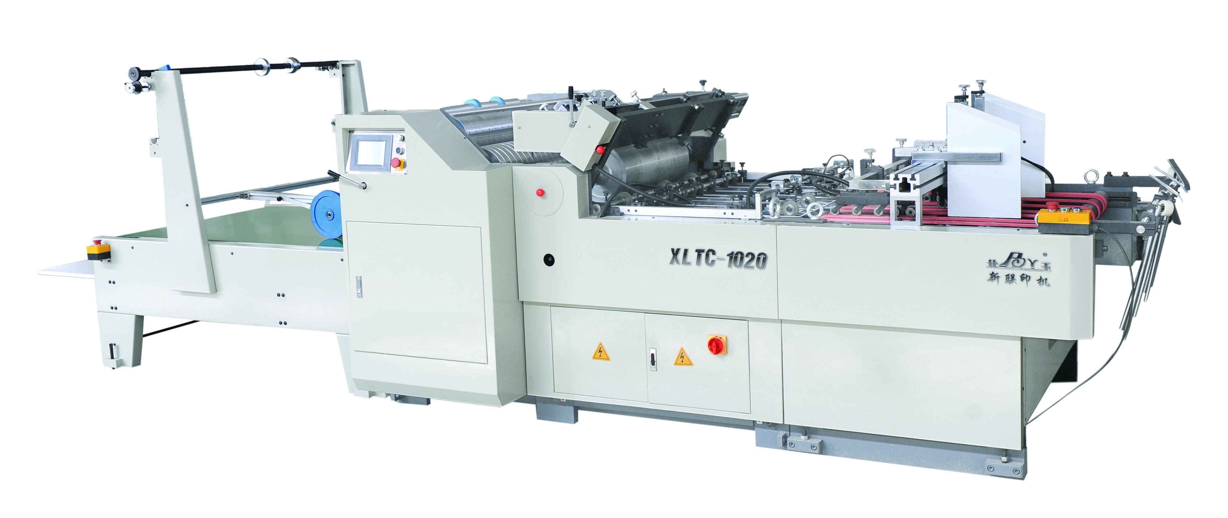 BY XLTC -1020/1200/1450 Pencere Yapıştırma Makinası