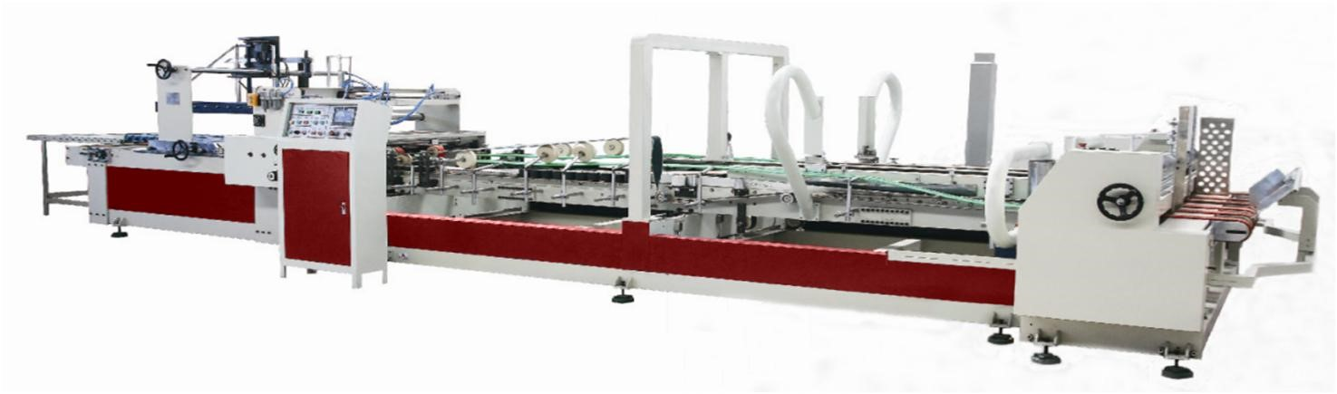 KINGVIDA JHX Series Automatic Folder Gluer (Only for Corrugated Cartons, One Point)