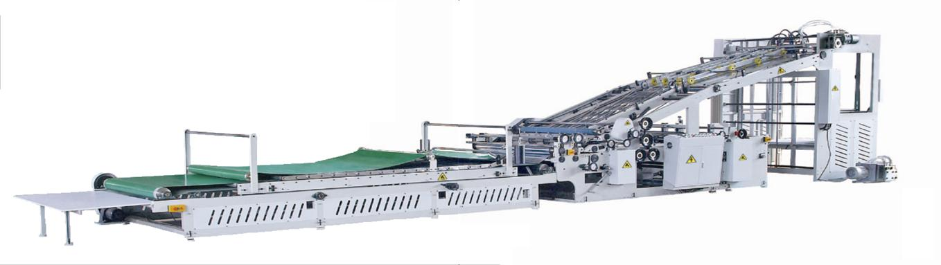 KINGVIDA KTM Series Automatic Flute Laminator (Chain Type)