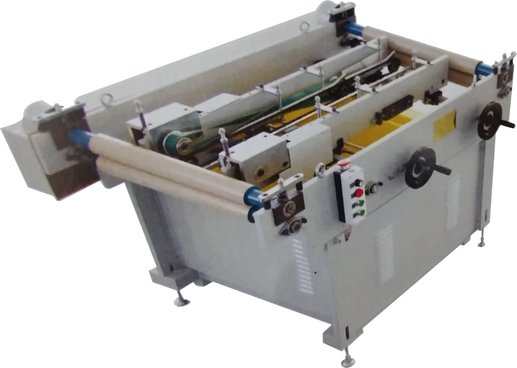Two Edges Wrapping Machine