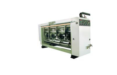 3 Color- 4 Color Automatic Printing Slotting and Die-cutting Machine (lead edge feed)
